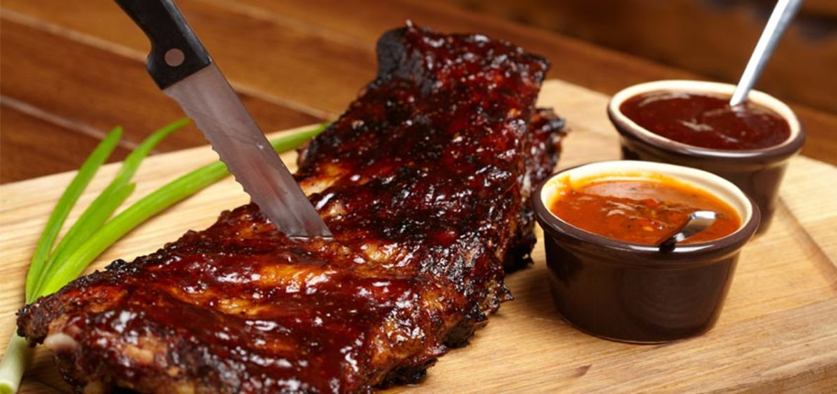 national barbecue month recipe  bbq ribs