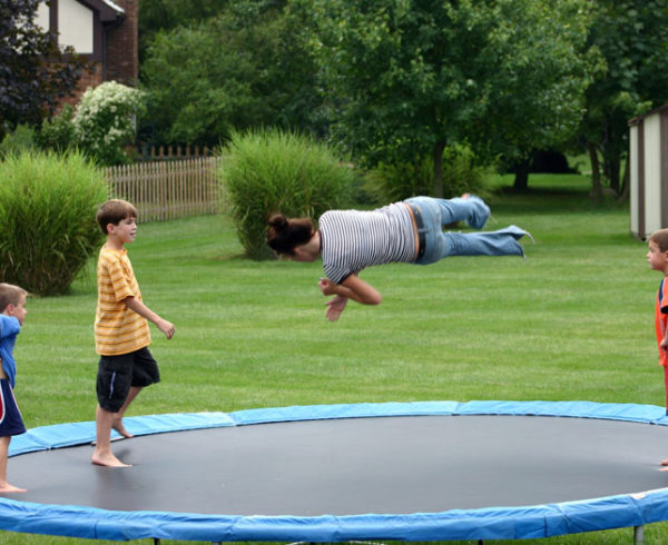Are They Covered? Trampolines & Tree Houses Edition