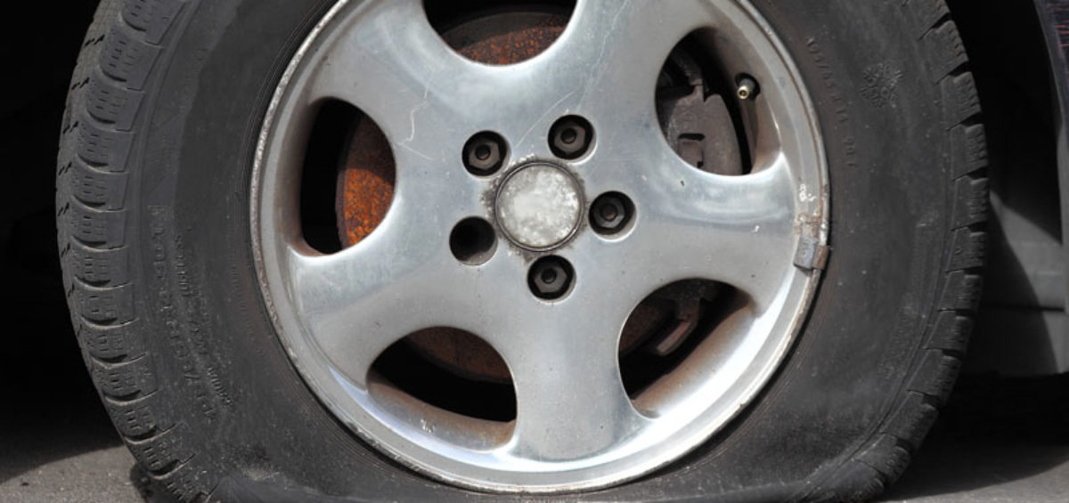 What to Do If Your Tire Pops on the Road