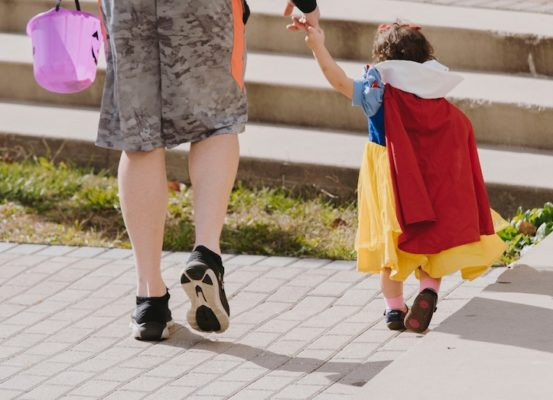 Trick-or-Treating Safety Tips for Little Monsters